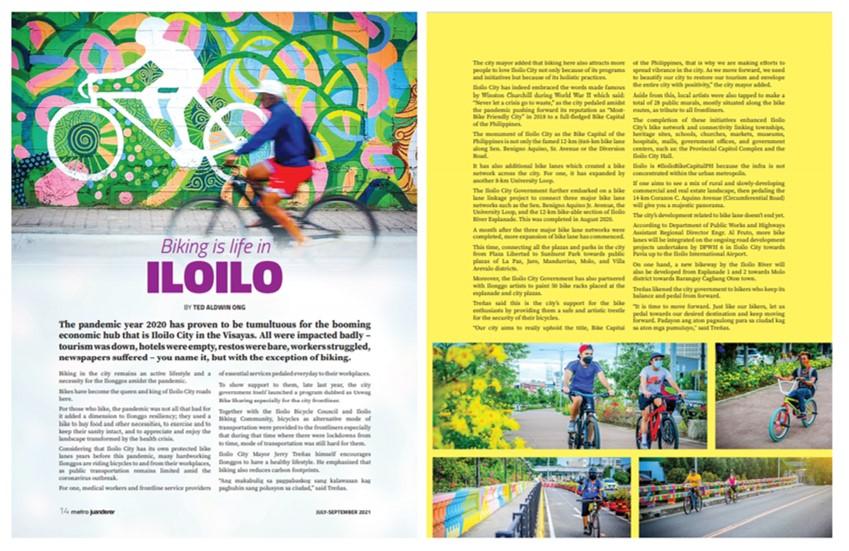 #MetroJuanderer Biz-Tourism Magazine is off the press